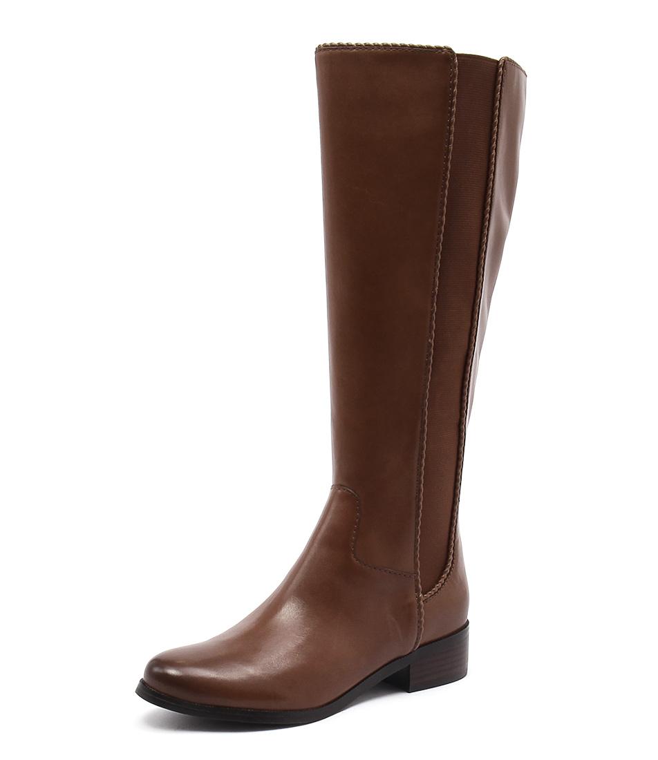 Diana Ferrari Austin Tan Boots