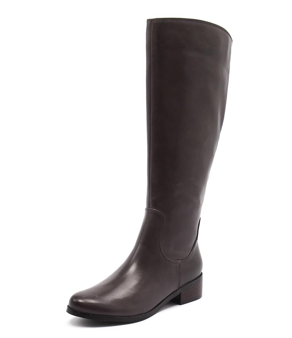 Diana Ferrari Ambree Grey Boots