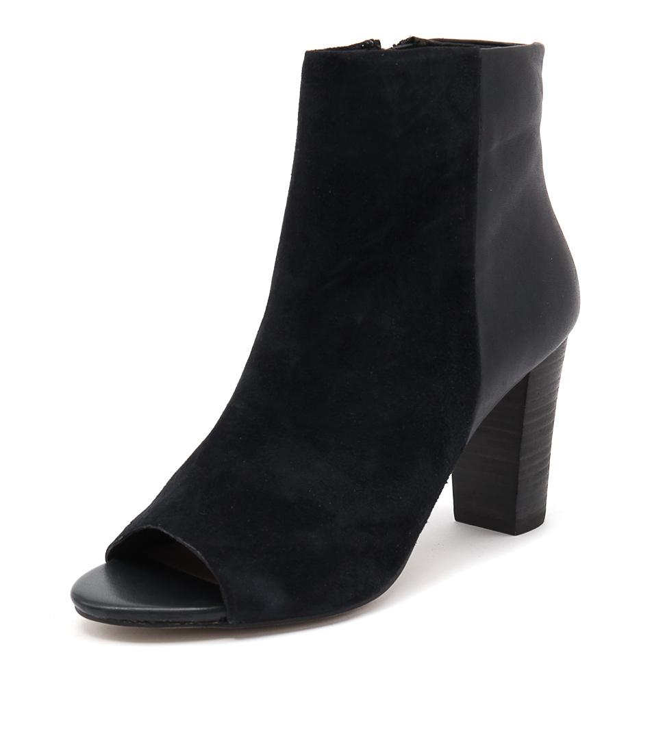 Diana Ferrari Nandi Blue Suede-Blue Boots