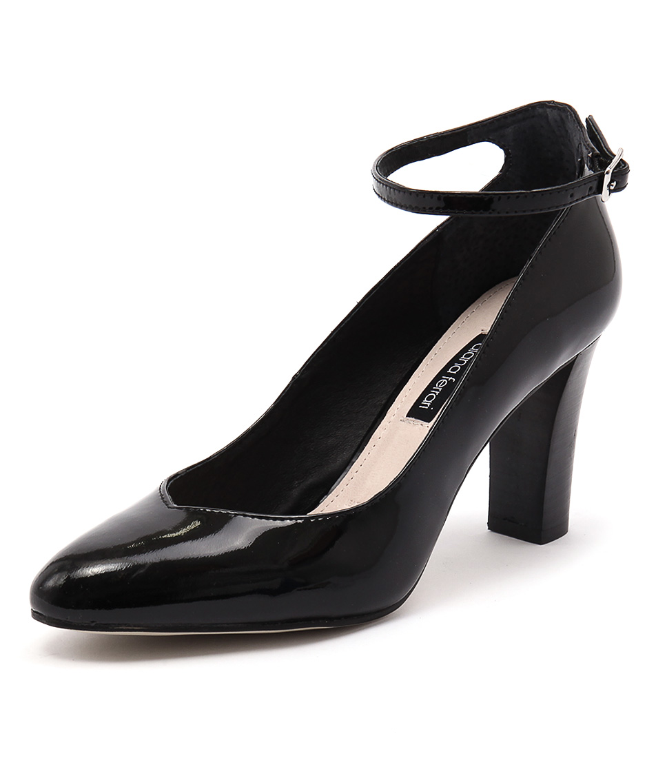 Diana Ferrari Lianne Black Patent Dress Pumps online