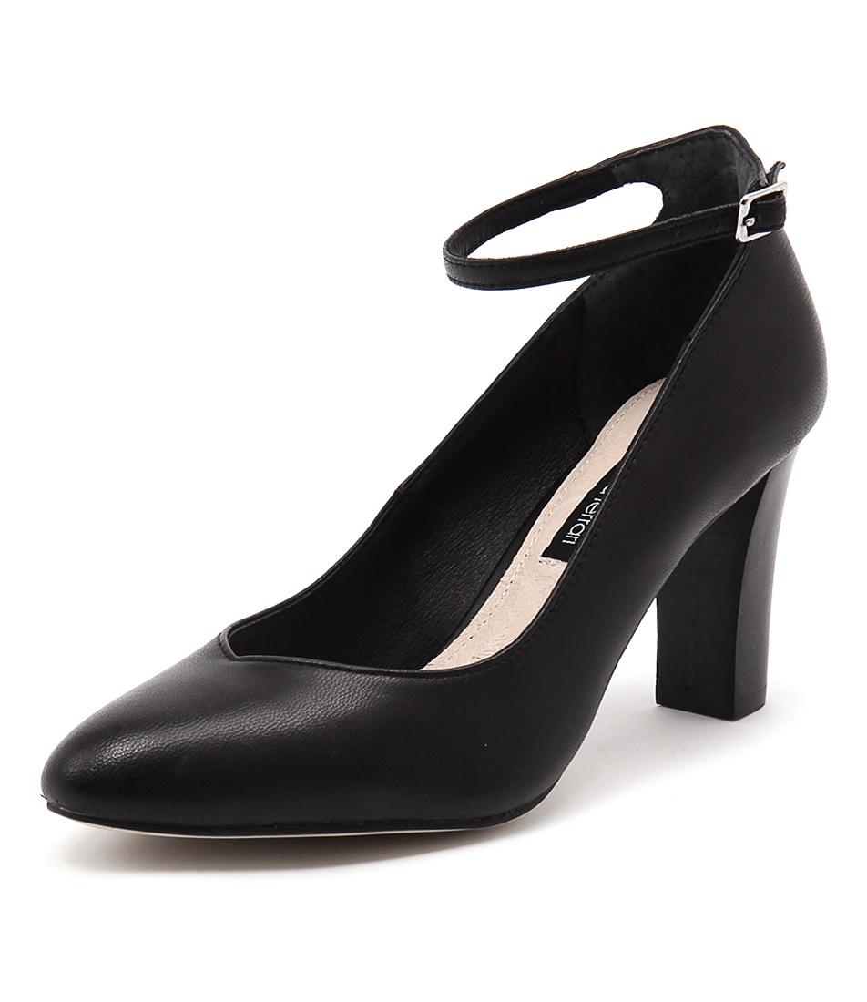 Diana Ferrari Lianne Black Dress Pumps