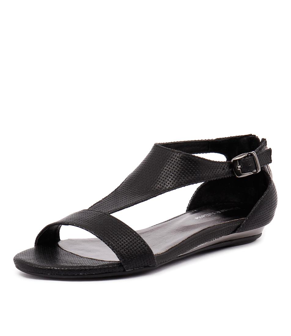 Django & Juliette Kamanda Black Shoes