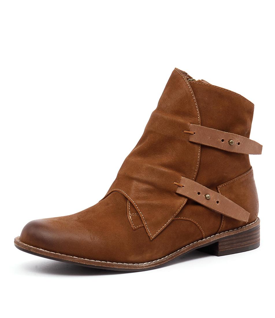 Django & Juliette Jaspa Tan Boots online