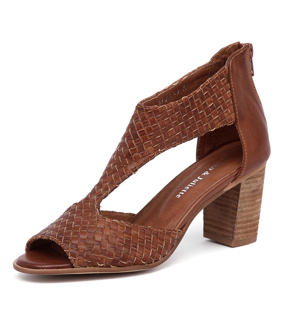 Django & Juliette Diran Cognac Sandals online