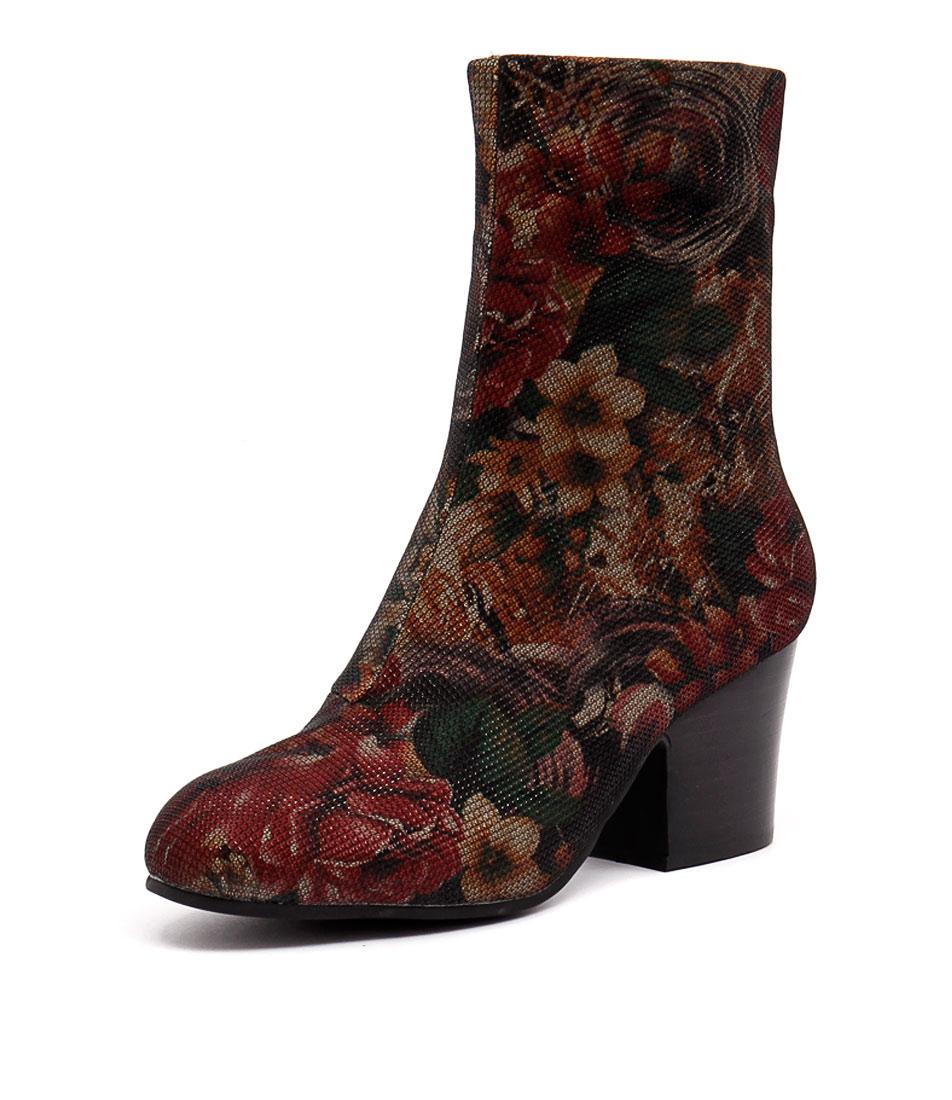 Django & Juliette Enemy Red Multi Boots online