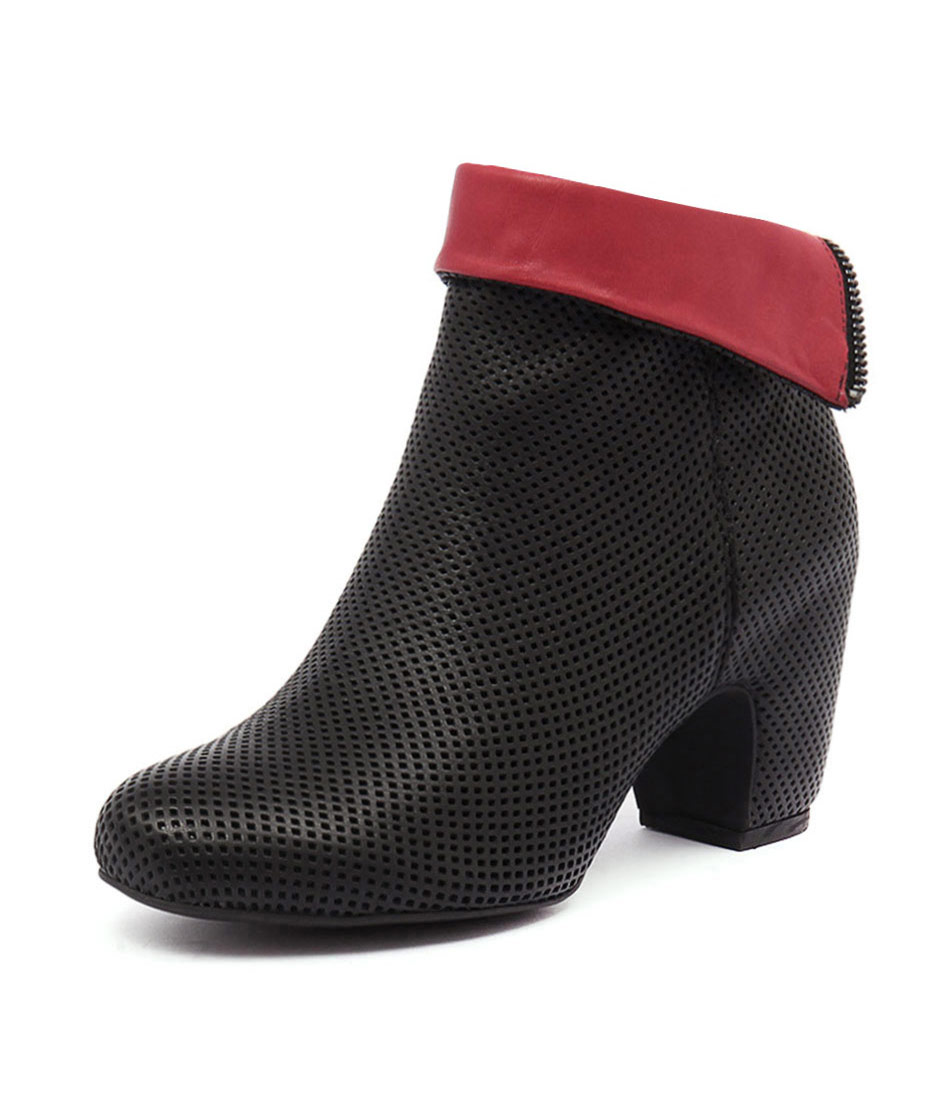 Django & Juliette Giged Black-Red Boots online