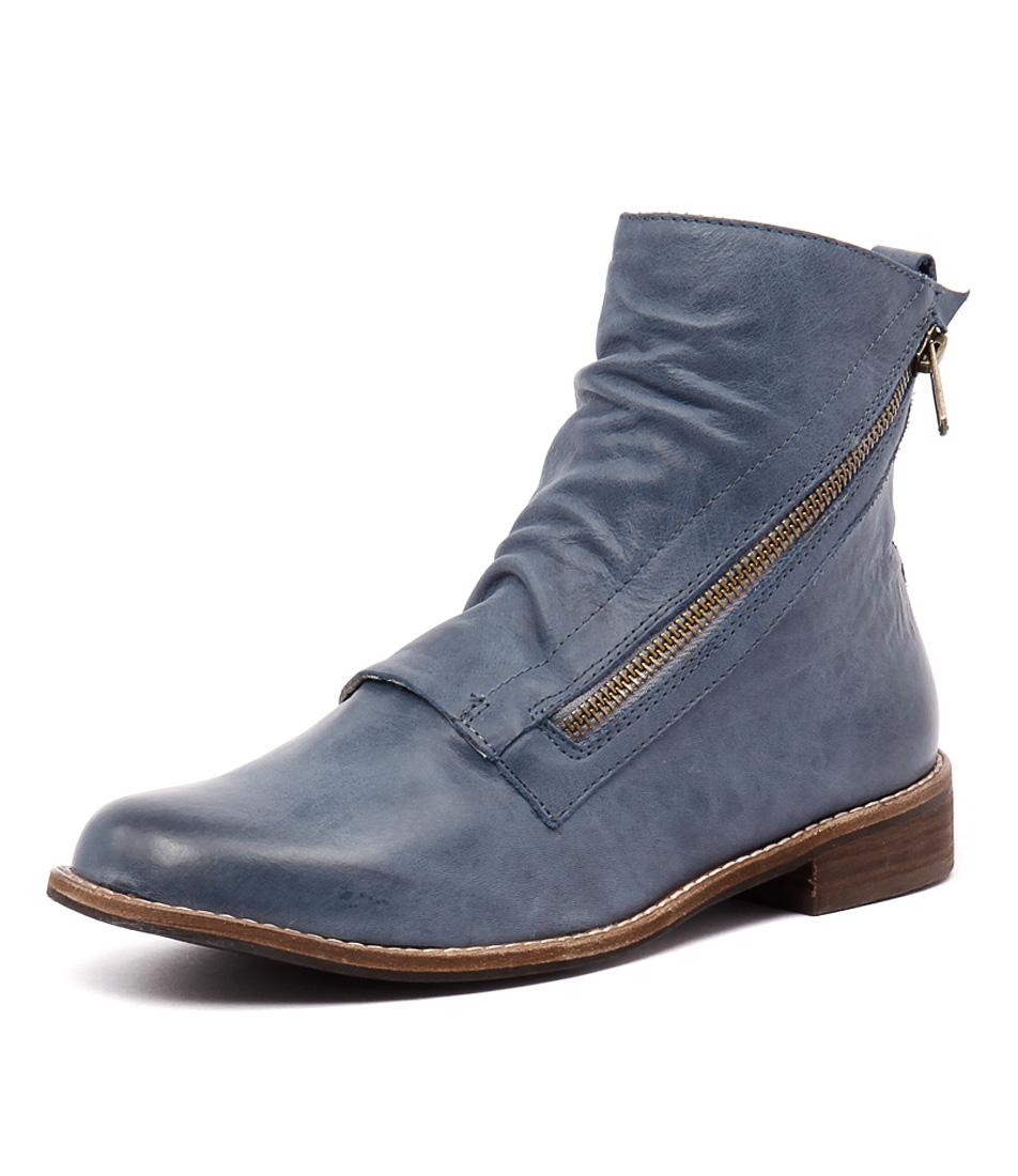 Django & Juliette Julia Denim Boots online