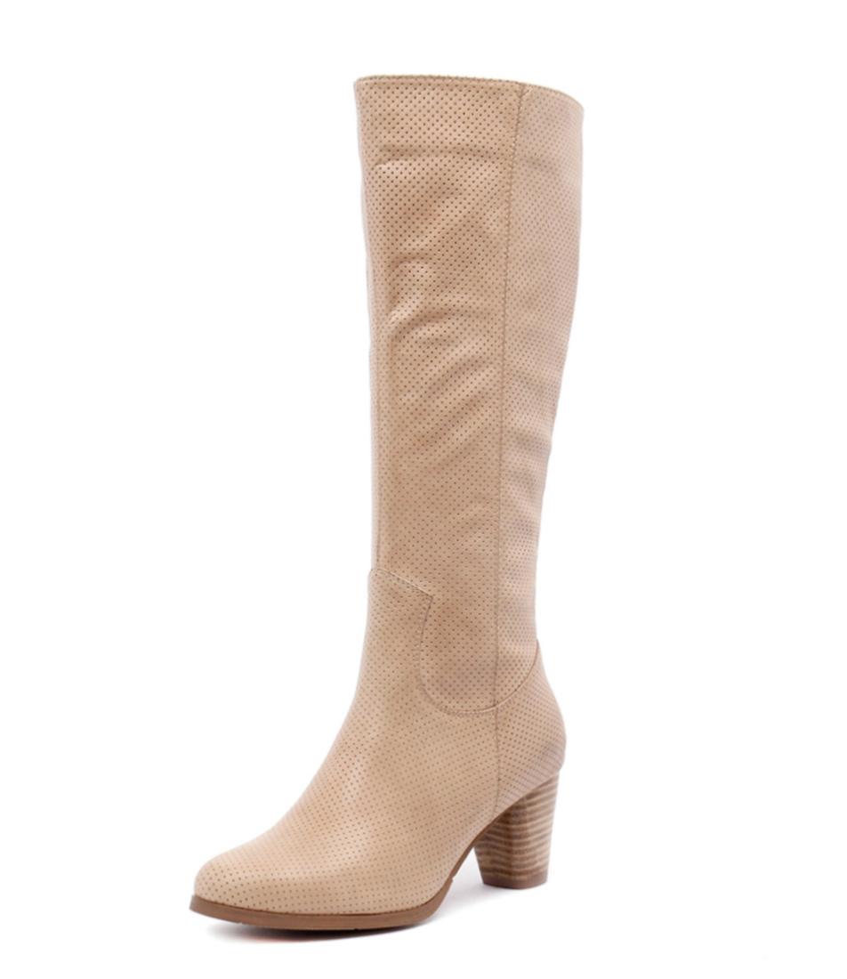 Django & Juliette Klefi Latte Pinpunch Boots online