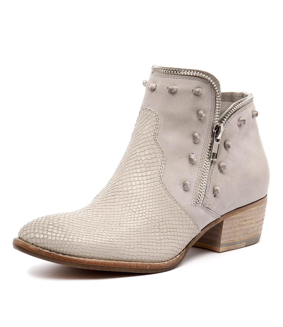 Django & Juliette Lohan Misty Print-Misty Nubuck Boots online