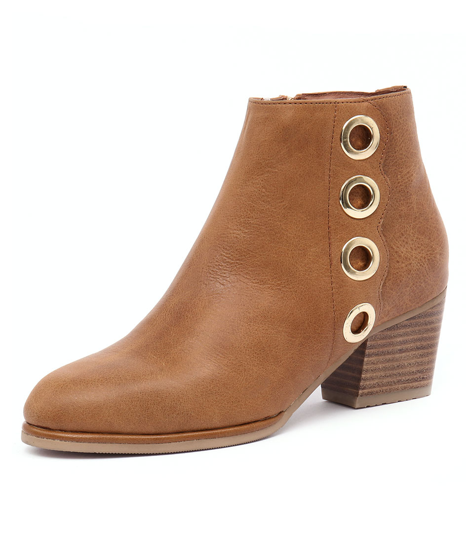 Django & Juliette Regal Tan Boots