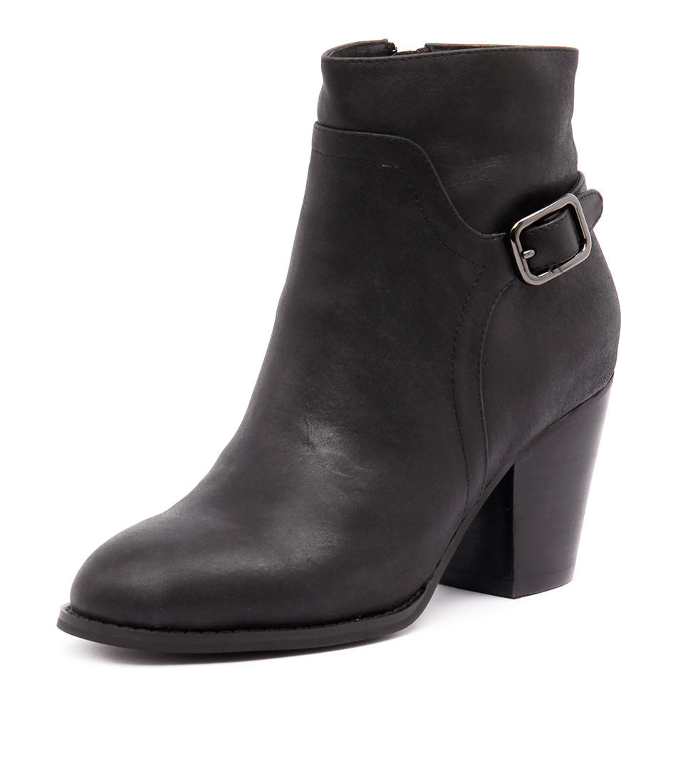 Django & Juliette Remedy Black Boots