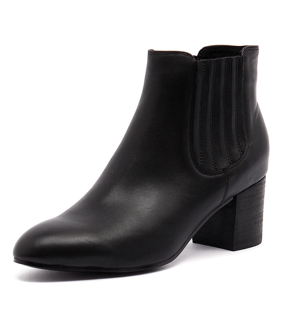 Django & Juliette Rascal Black Boots