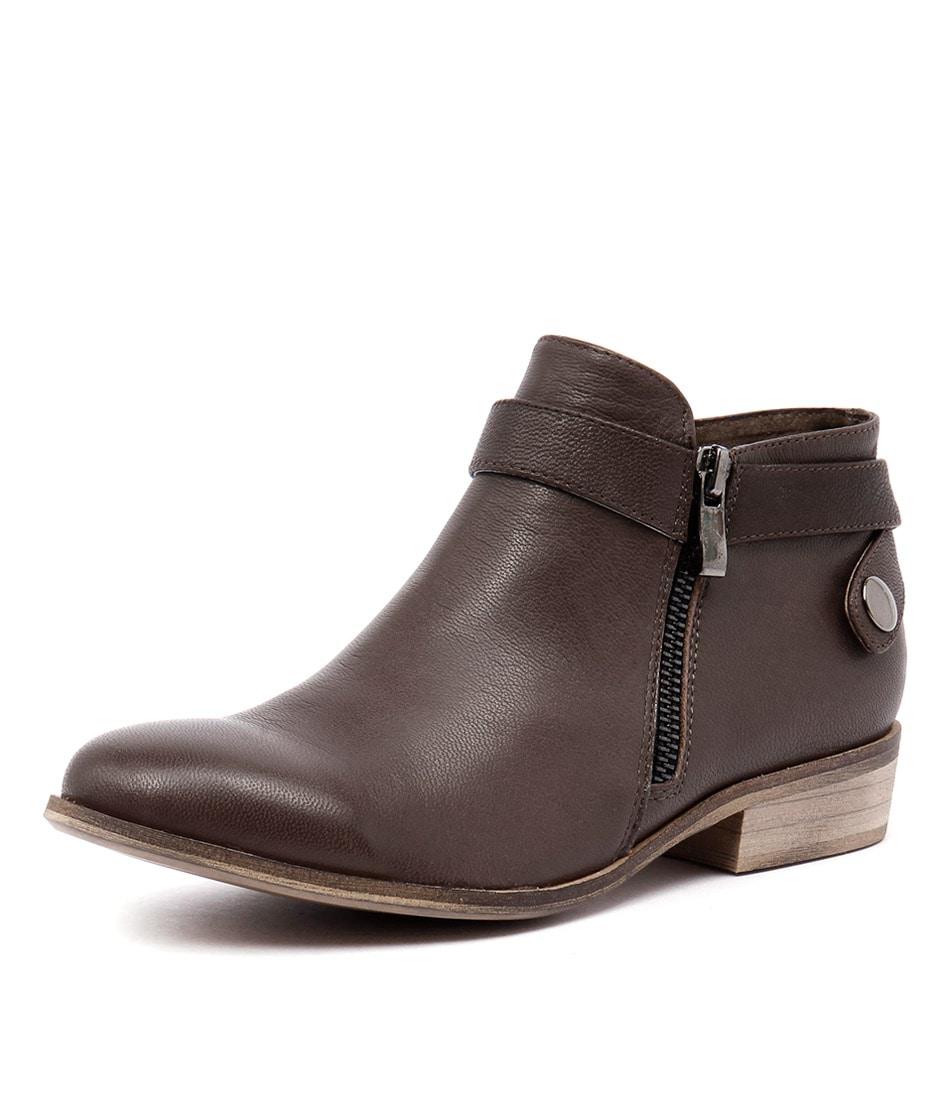 Django & Juliette Spiller Mocca Boots