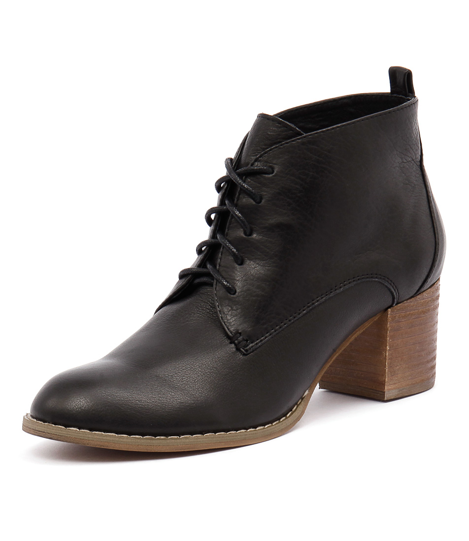 Django & Juliette Sanson Black Boots