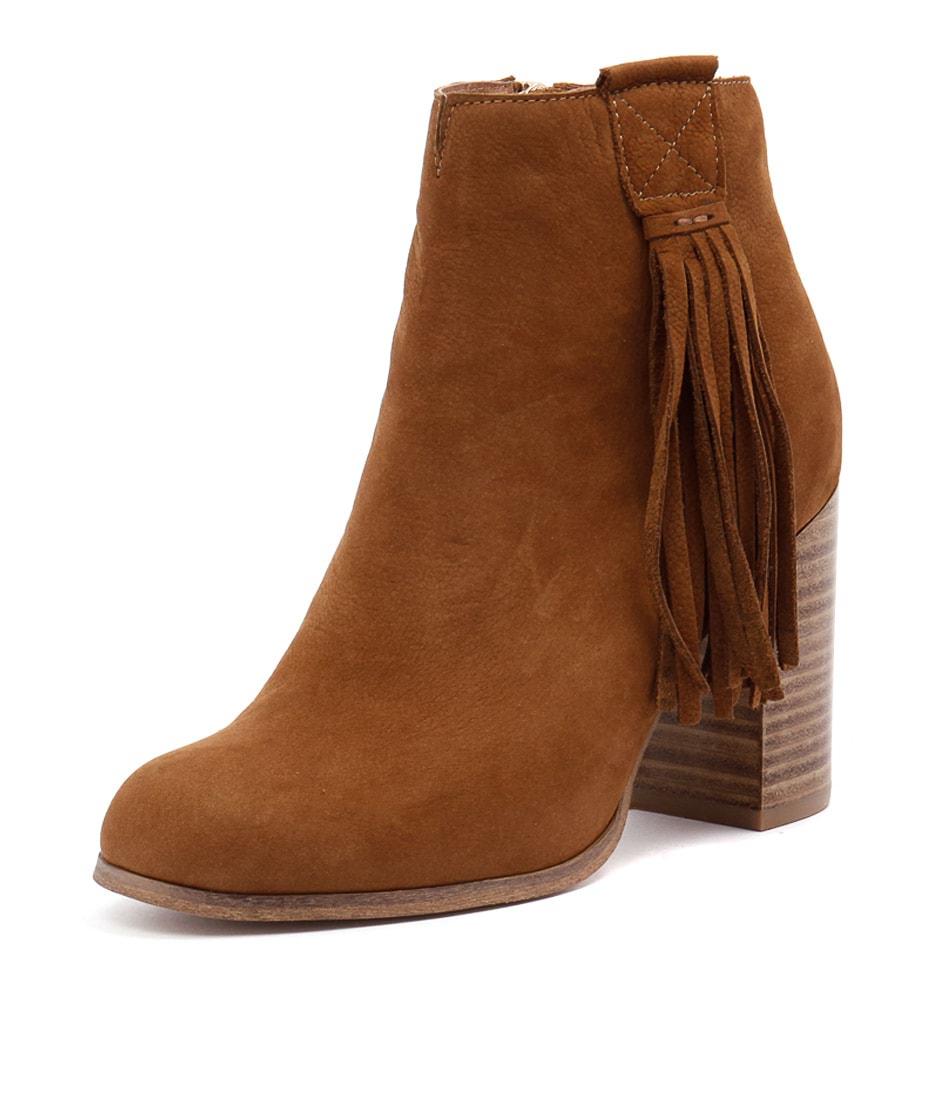 Django & Juliette Scuttle Tan Boots online