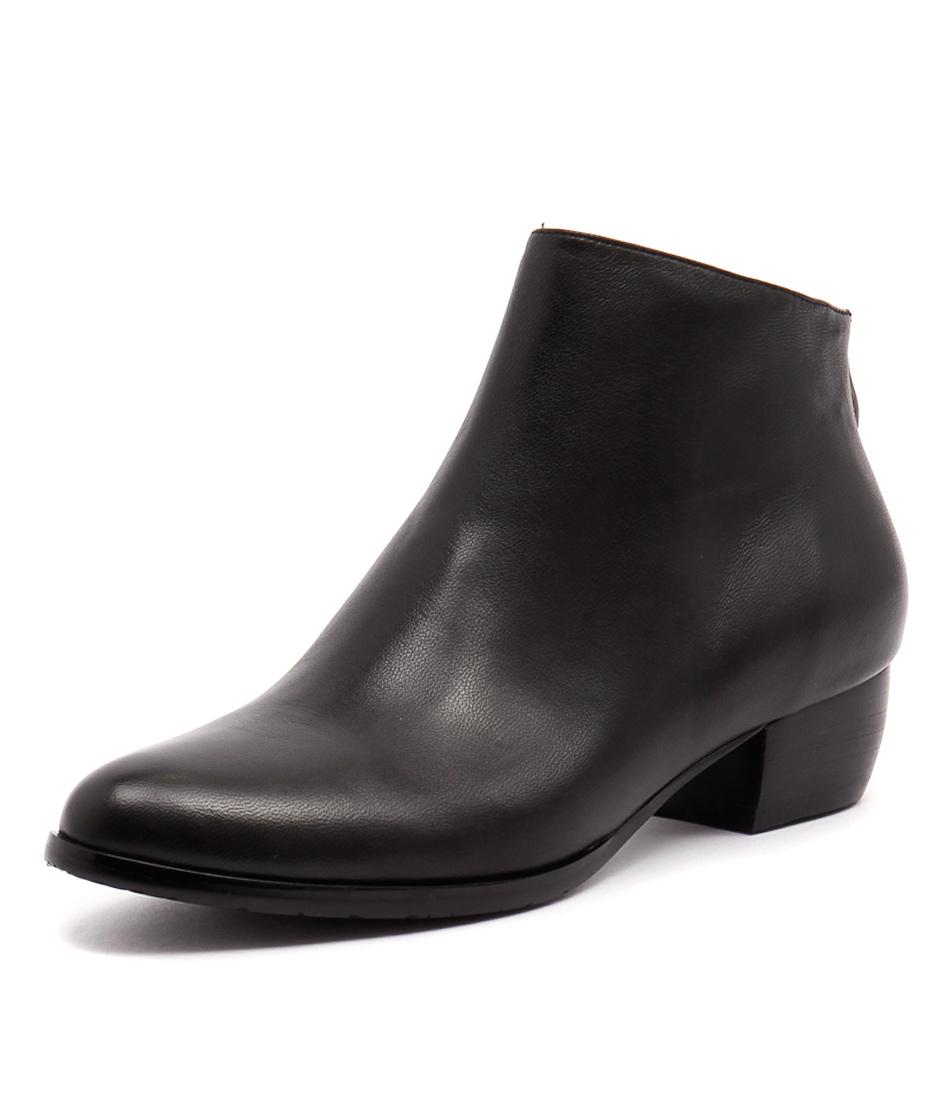 Django & Juliette Ticket Black Boots