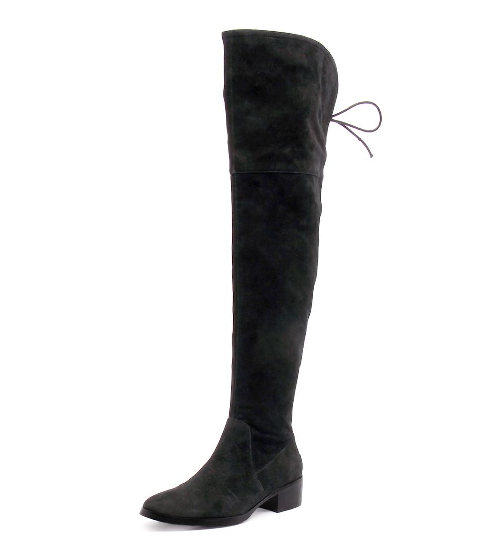 Django & Juliette Tingle Black Boots