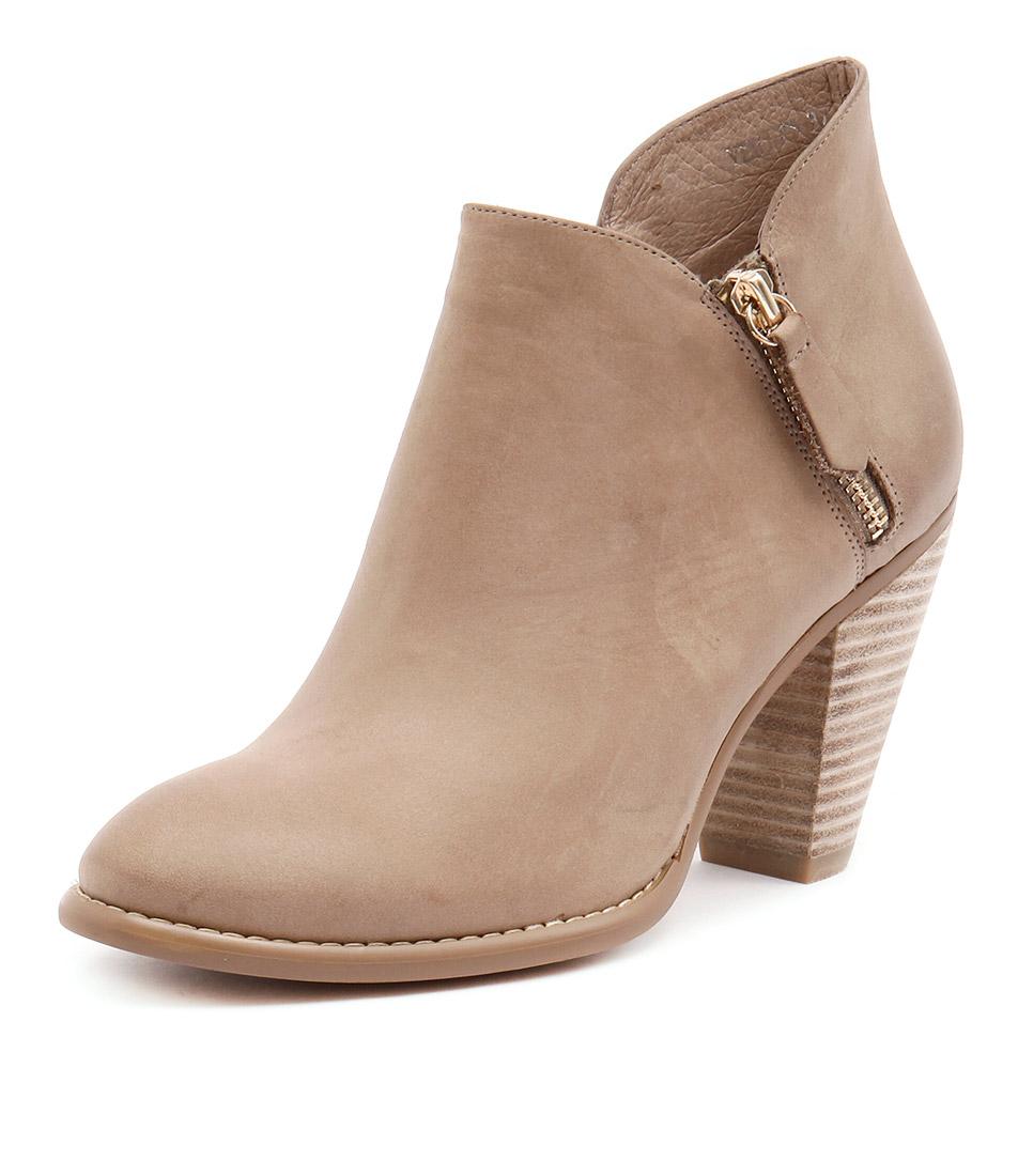 Django & Juliette Verity Taupe Boots