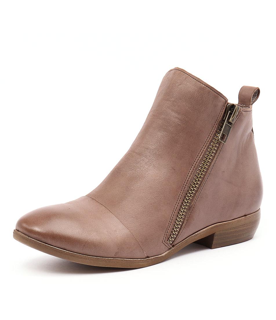 Django & Juliette Oba Mocca Boots