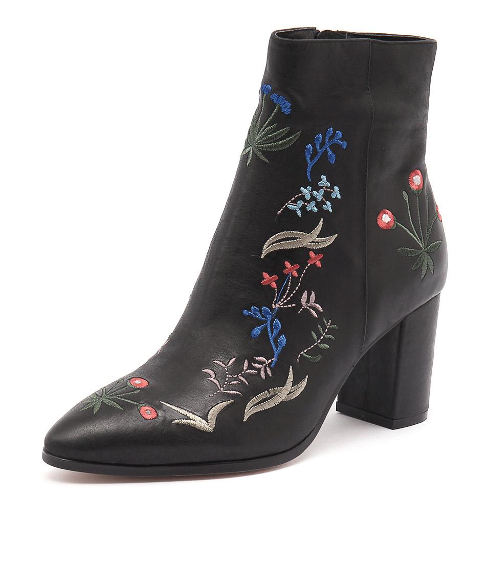 Django & Juliette Amato Black Boots online