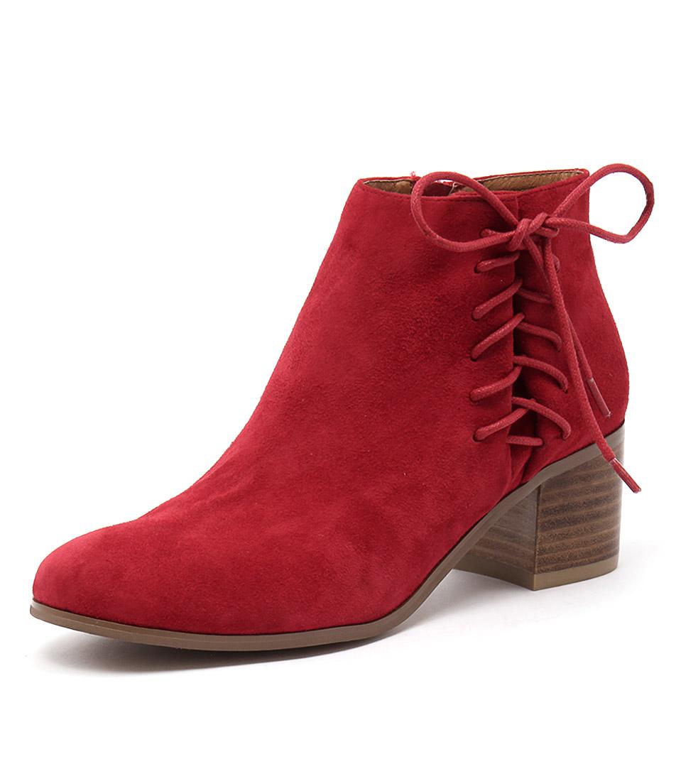 Django & Juliette Keltic Red Boots