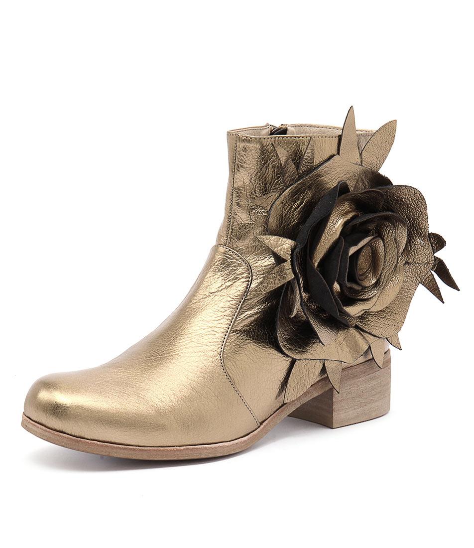 Django & Juliette Liveon Gold Multi Boots online