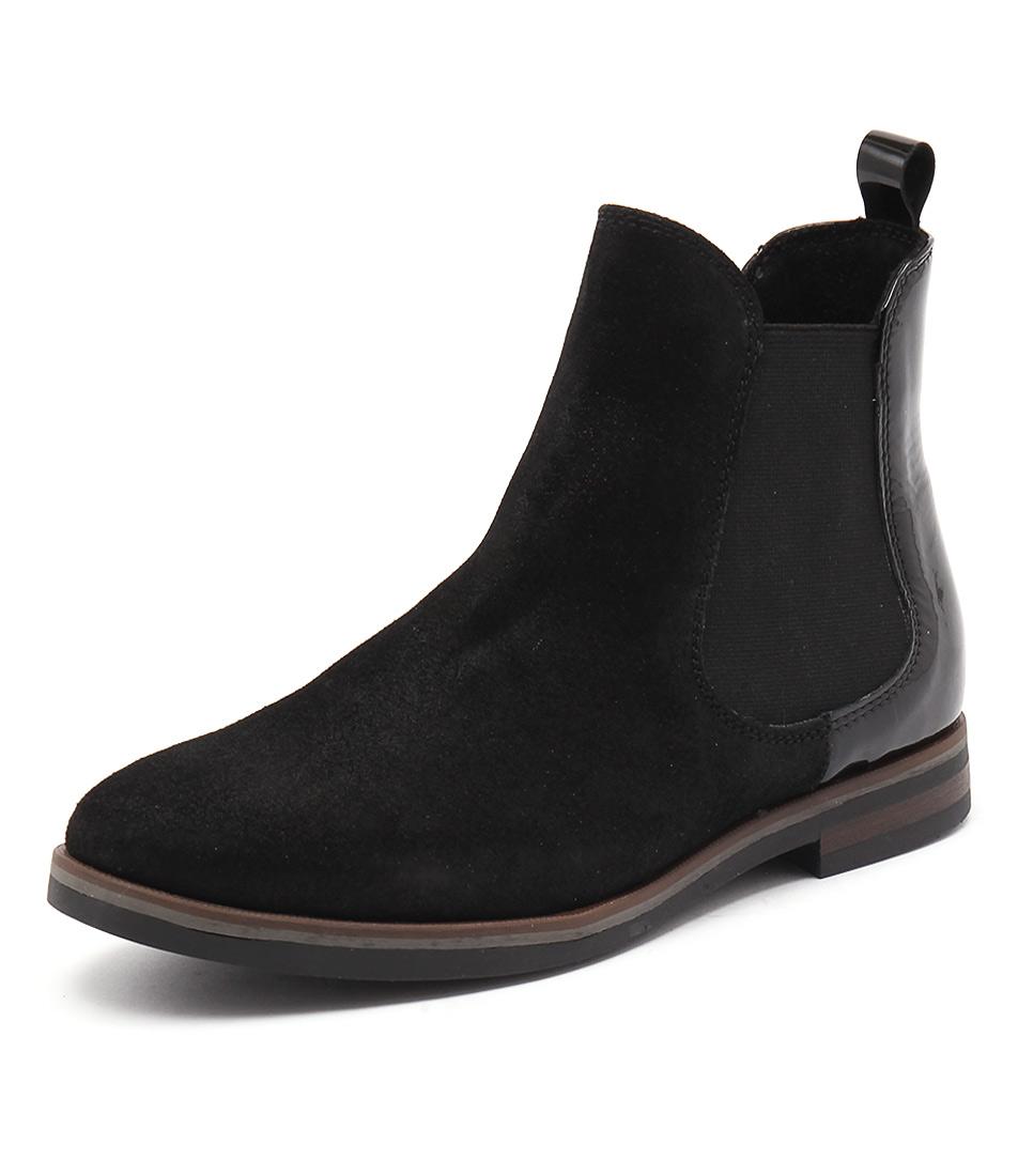 Django & Juliette 54A 005 Black Boots online