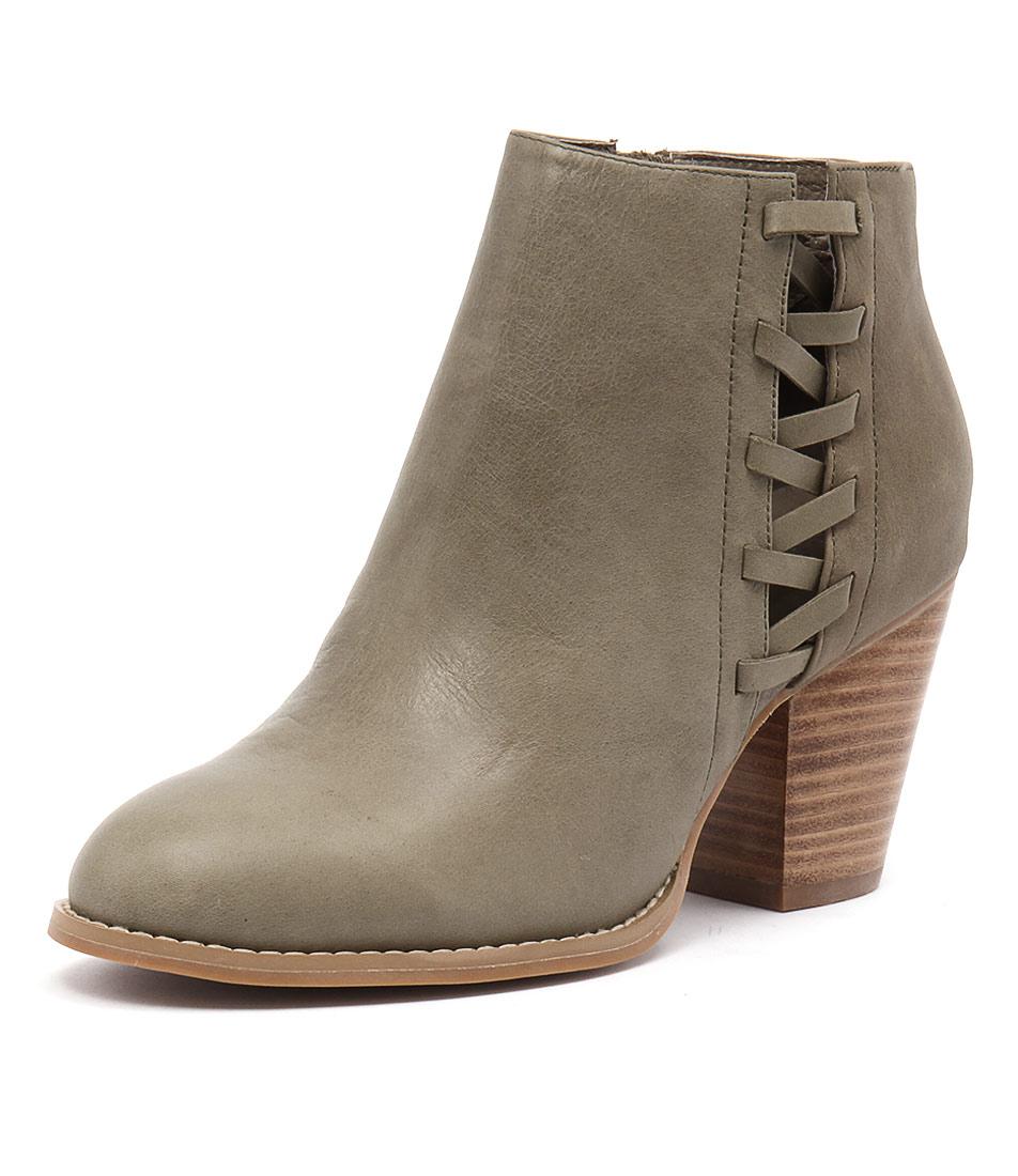 Django & Juliette Roscao Khaki Boots