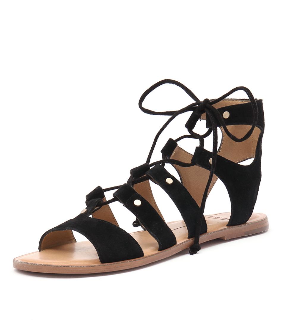 Dolce Vita Jasmyn Black Sandals