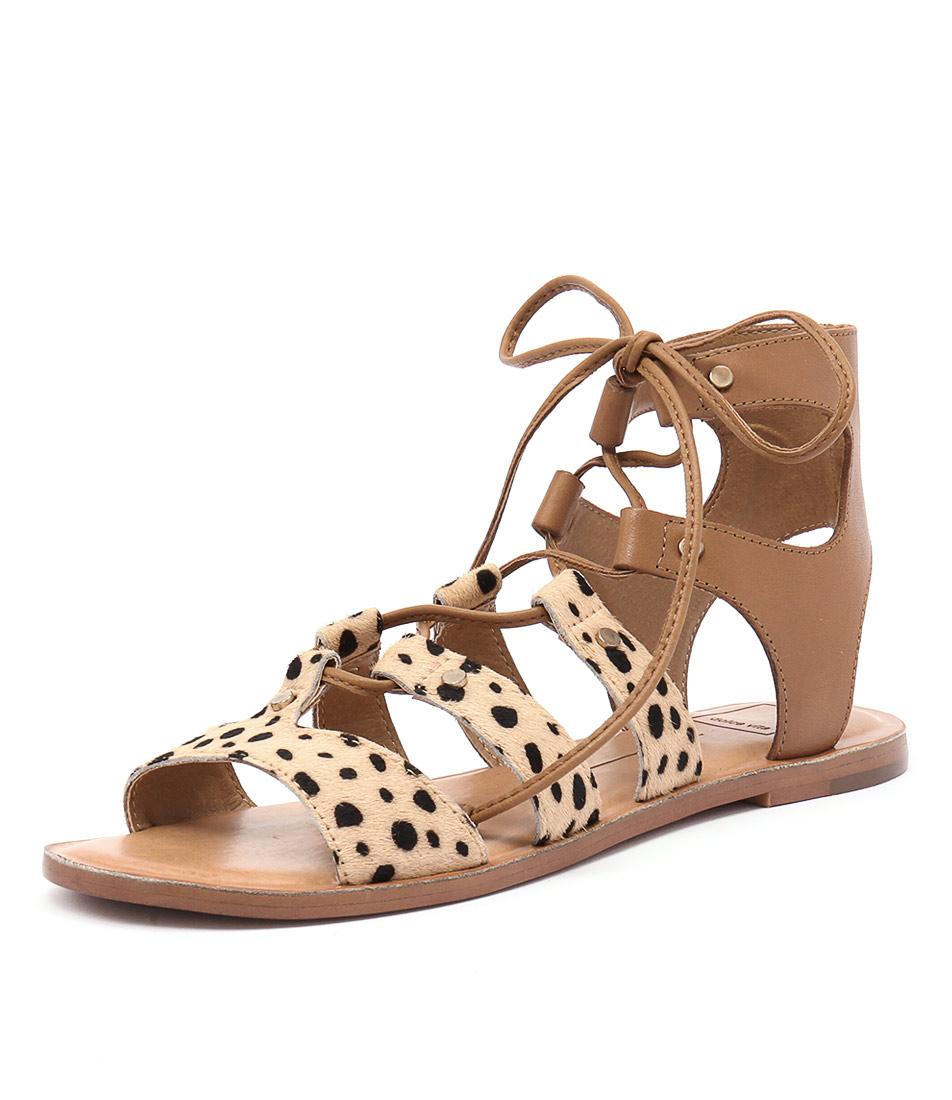 Dolce Vita Jasmyn Leopard Sandals