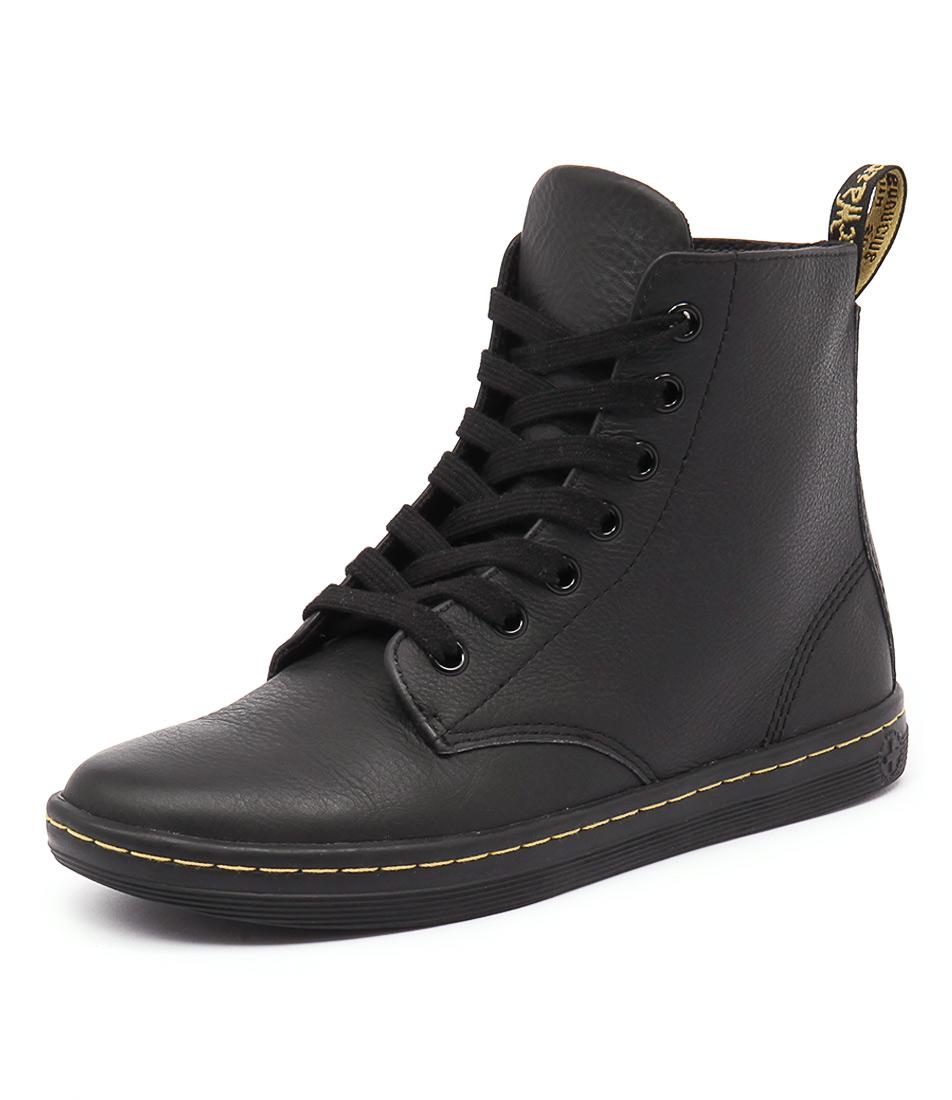 Dr. Martens Leyton Boot Black Boots