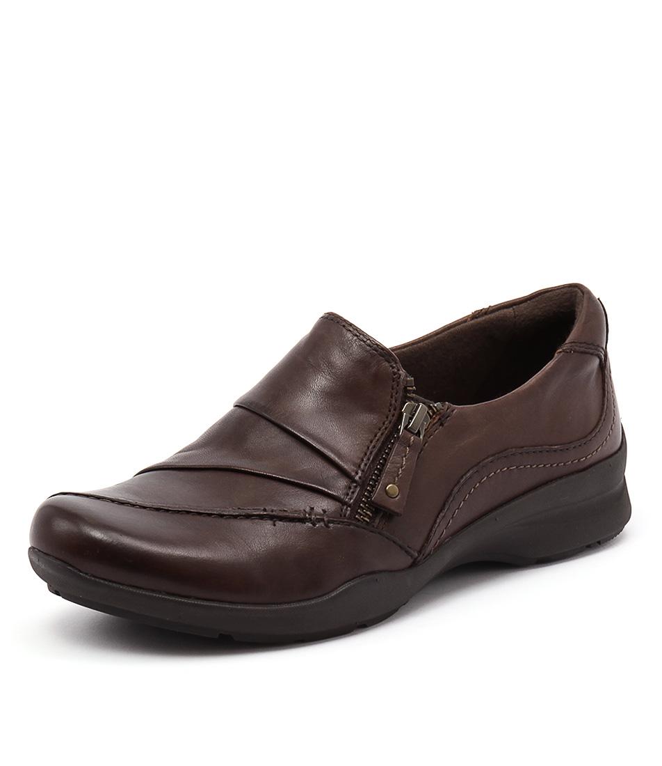 Earth Anise Bark Loafers & Slip-Ons