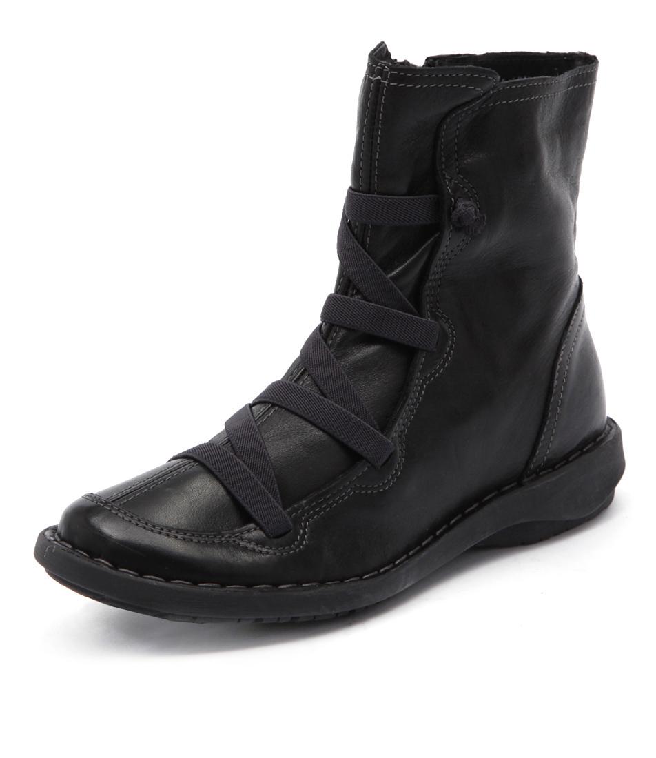 Effegie Suba Black Boots