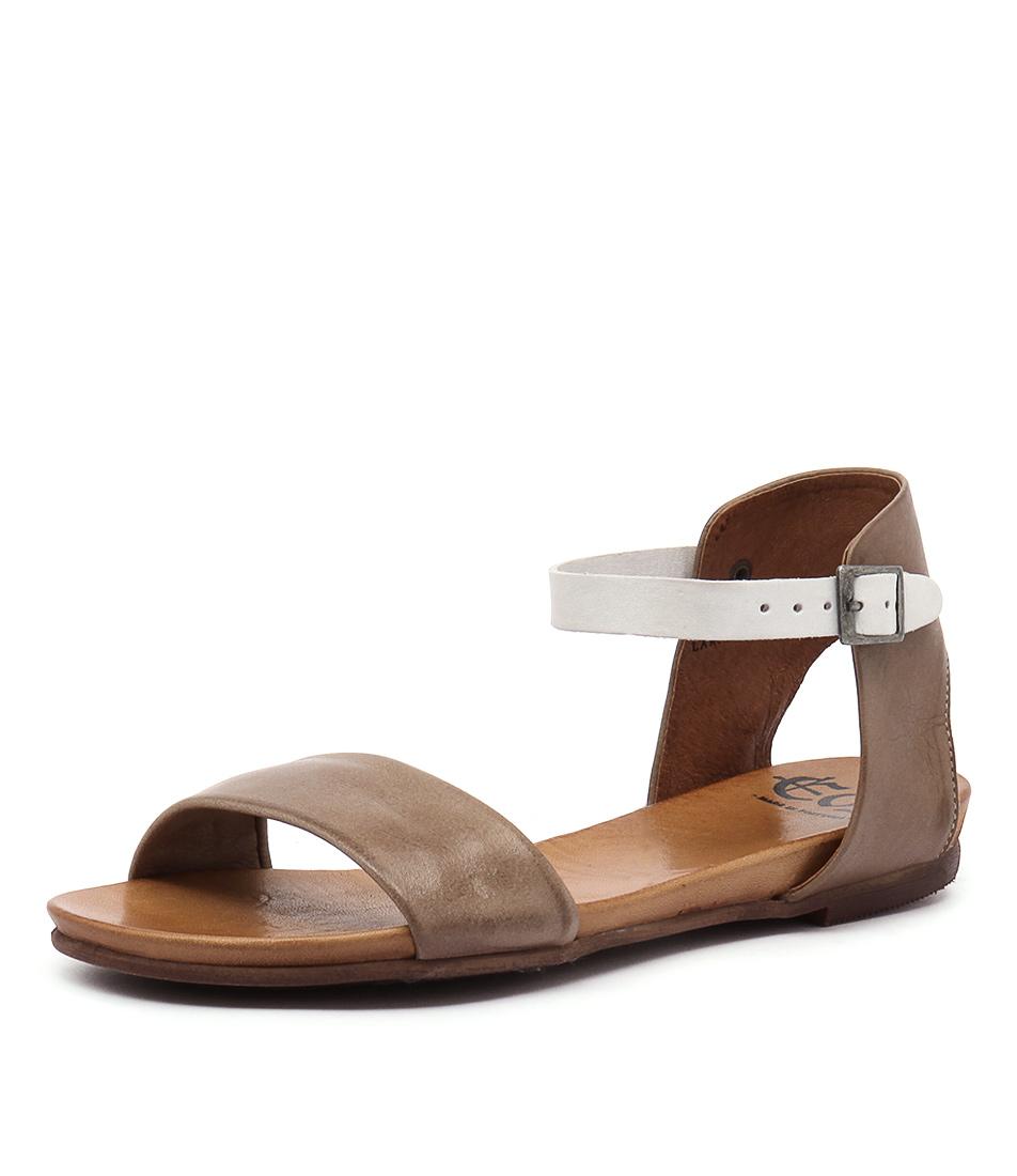 EOS Larna Taupe Sandals