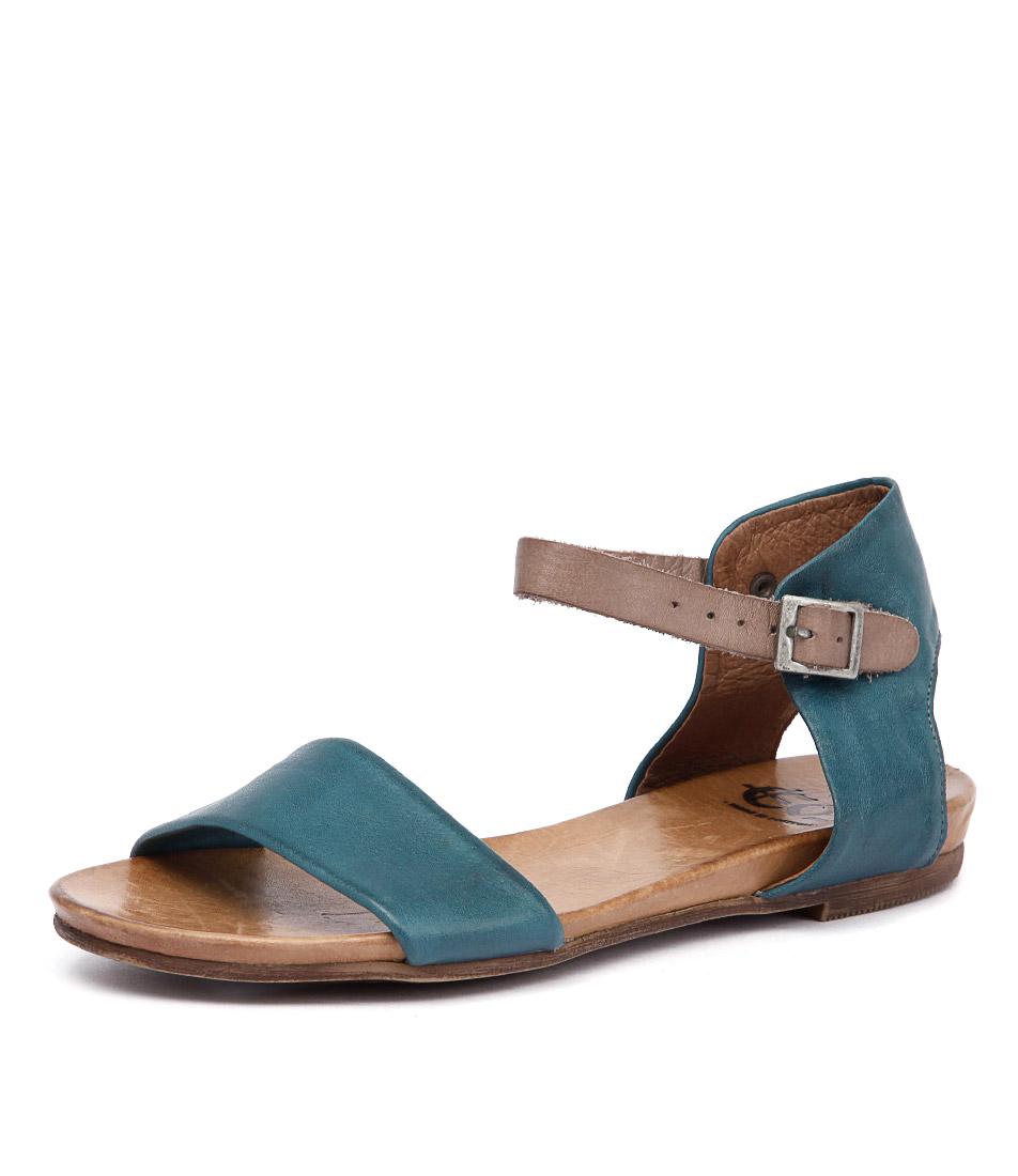 EOS Larna Sea-Taupe Sandals