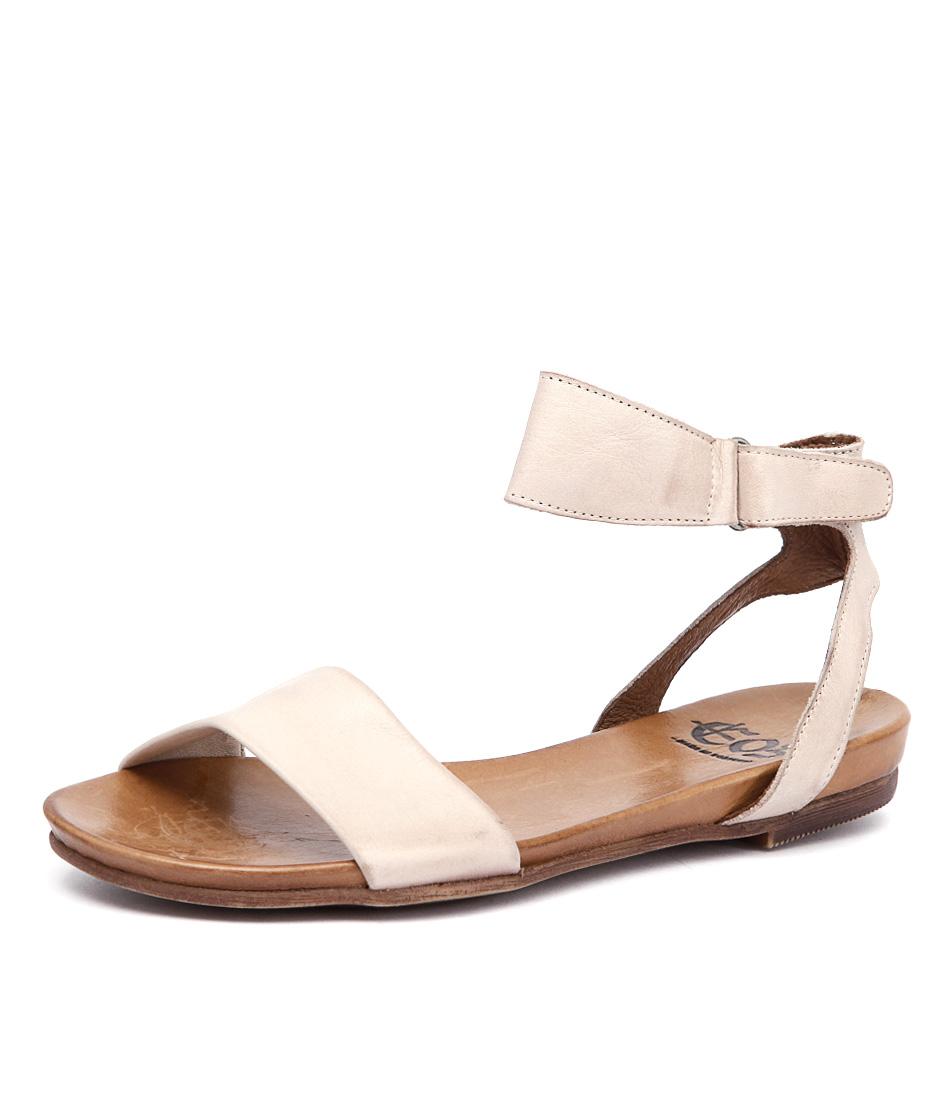 EOS Lauren Beige Sandals online