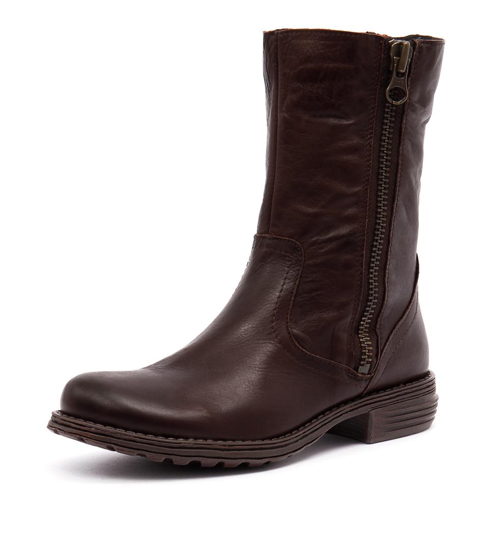 EOS Zilaro Ebano Vintage Boots