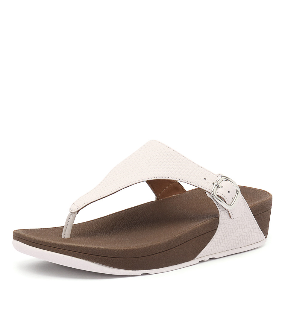 FitFlop The Skinny Urban White Sandals online