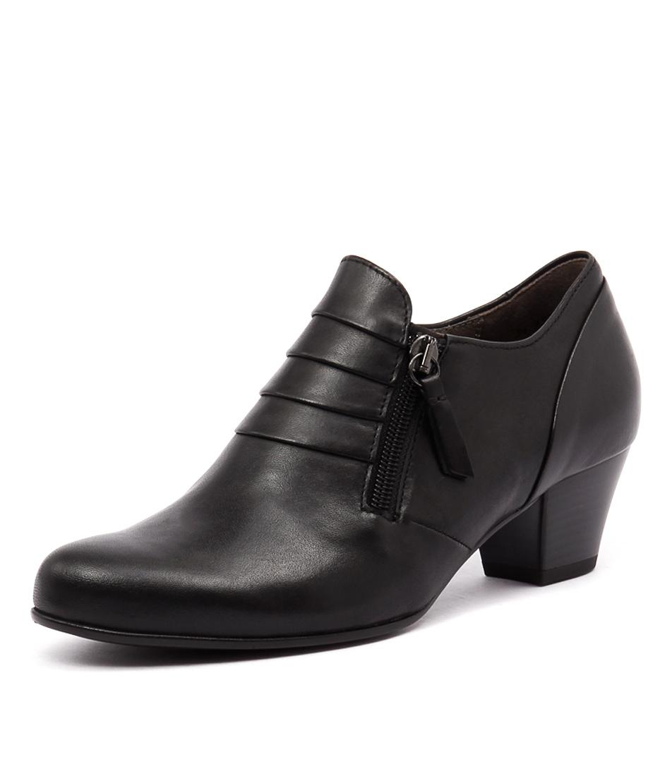 Gabor Jasmine Schwarz Shoes