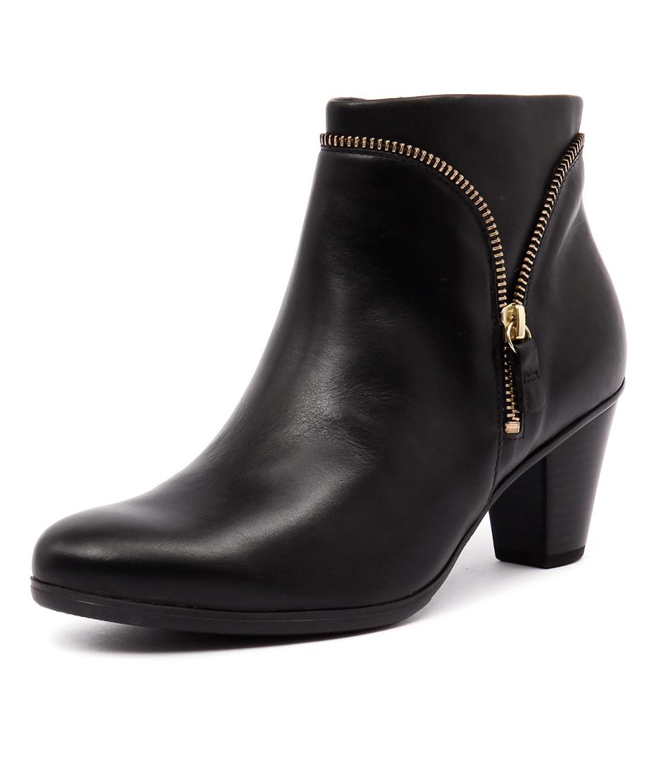 Gabor Linden Schwarz Boots