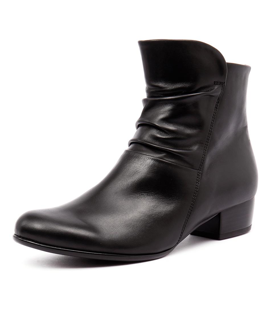 Gabor Phillipa Schwarz Boots