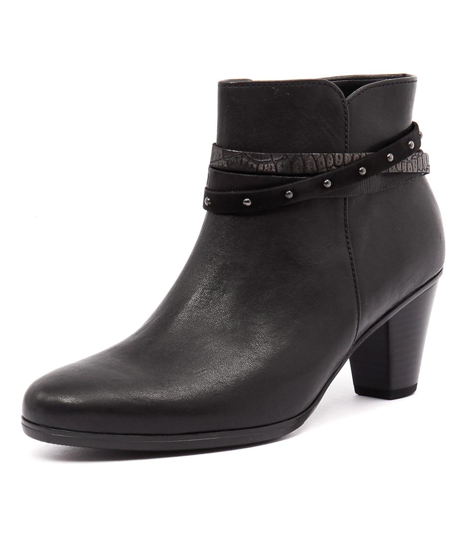 Gabor Sinah Schwarz-Kombi Boots online