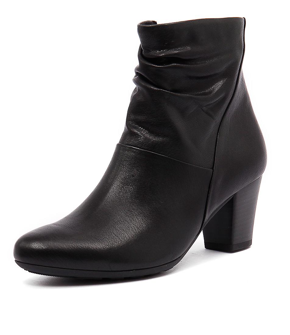 Gabor Yasmin Schwarz Boots