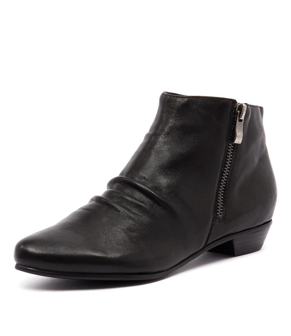 Gamins Alpine Black Boots online