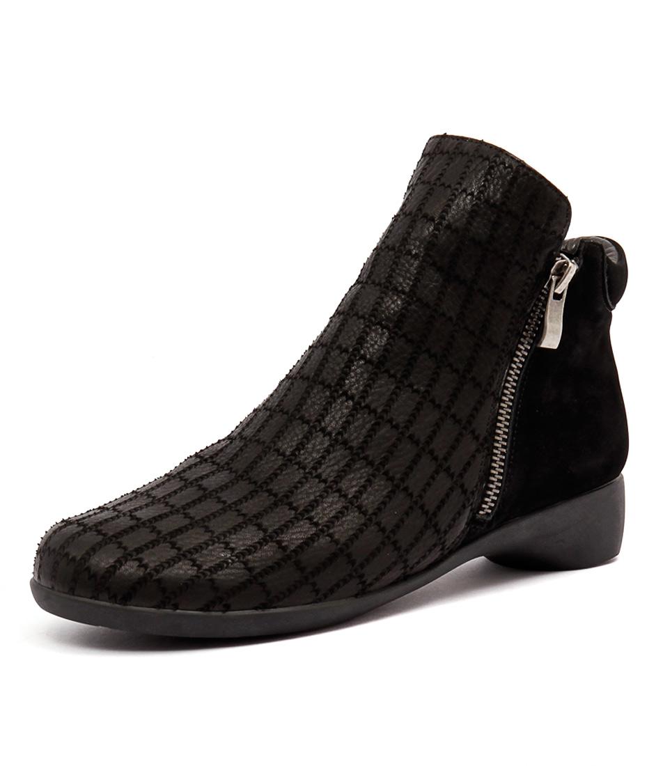 Gamins Else Black Mix Boots online