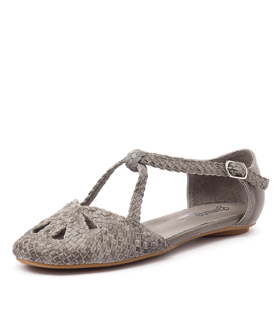Gamins Empale Misty Leather Shoes