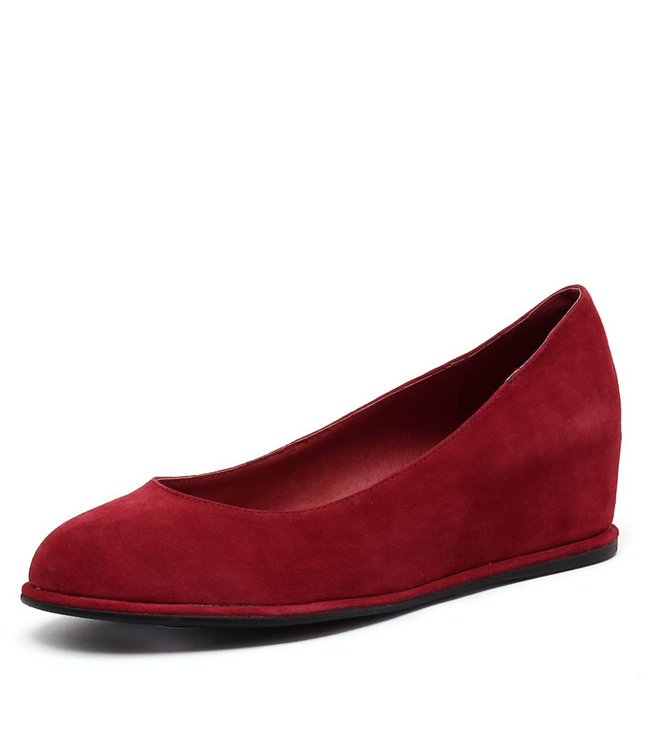 Gamins Pommel Red Dress Pumps online