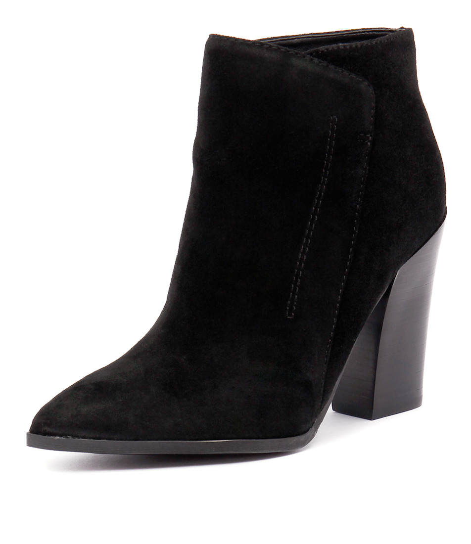 Guess Hardey Black Boots