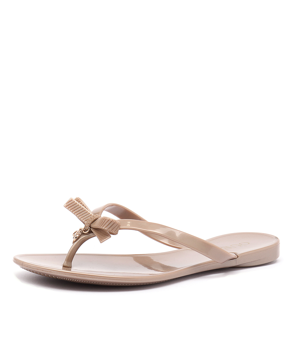 Guess Joyae Dark Nude Sandals
