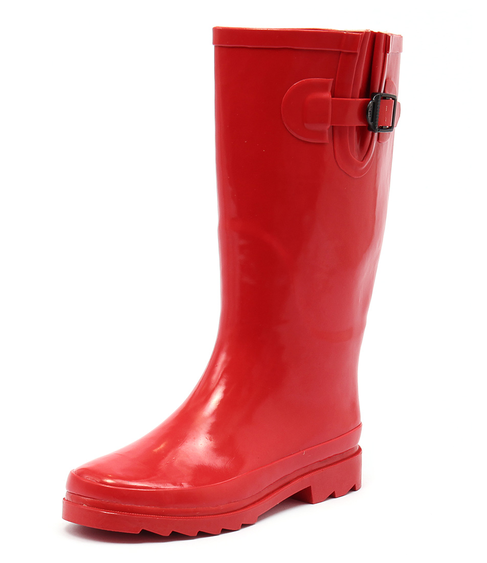 Gumboots Chilli Red Boots